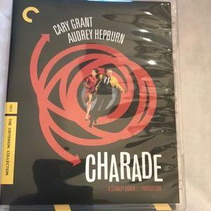 Blu-ray edition of CHARADE